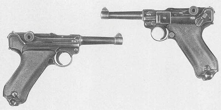 4e69d5498b8a A Luger P08-as egy fejlesztési sor eleme volt, de a fegyver mechanikája az  egyes modellváltozatoknál csak minimálisan, egy-egy alkatrésznyit változott  és a ...